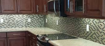 Backsplash With Granite Countertops by Home