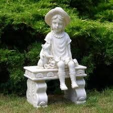 watering large garden statue ornament co uk garden