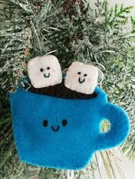 50 diy felt christmas tree ornaments christmas pinterest