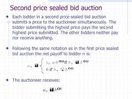pay to bid auction chapter 19 equivalence types of auctions strategic equivalence