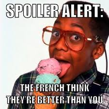 French Meme - 10 best spoiler alert meme images on pinterest book cover art