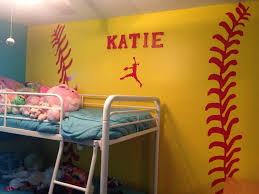 softball bedroom ideas softball themed bedroom discount softball pitching machines