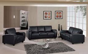 Black Furniture Living Room Ideas Black Furniture Living Room Design Decoration