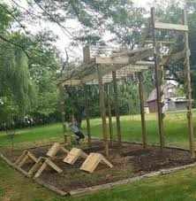 indoor ninja warrior gym backyard ideas pinterest ninja