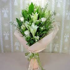 White Lily Flower Lilies For Sale Singapore Water Lily Lily Flower White Lily