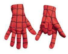 spiderman gloves ebay