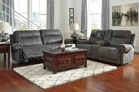 Leather Reclining Sofa And Loveseat Furniture Leather Couches At Ashley Furniture Rocker Recliner