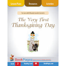 thanksgiving day lesson plans activities package 2nd