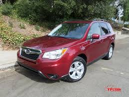 subaru forester red 2017 subaru forester