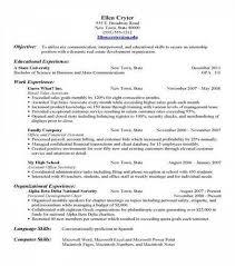 Resume Maker For Students Remarkable Best Resume Maker 36 For Easy Resume Builder With Best