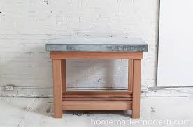 kitchen island options modern ep38 wood concrete kitchen island