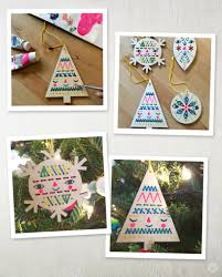 diy ornament kits make the season way bright think make