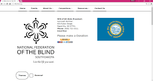 National Federation Of Blind Amaze Your Customers With An Awesome Website Graphics Geek Websites