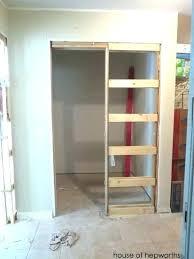 Alternatives To Sliding Closet Doors Pocket Door Alternatives Alternatives To Closet Door Pocket Doors