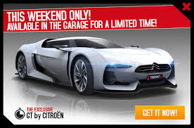 citroen supercar gt by citroen miscellaneous asphalt wiki fandom powered by wikia