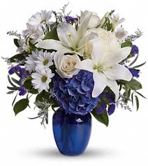 florist birmingham al beautiful in blue in birmingham al norton s florist
