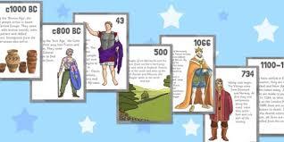 britain a migration timeline cards britain migration