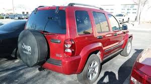 used 2007 jeep liberty limited for sale hendrick toyota concord