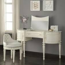 Antique White Makeup Vanity Antique Bedroom Vanity