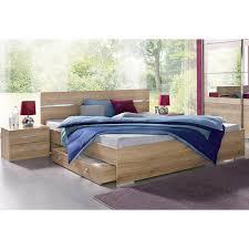 chambre a coucher 2 personnes ensemble chambre à coucher lit 2 personnes 2 chevets chêne