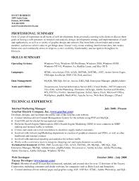 it resume formats it resume skills matrix dalarcon com sample resume format for fresh graduates one page format 3 sample