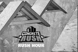 Obstacle Concrete Rush 2017 Ultimate Obstacle Challenge