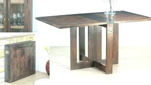 Black Folding Dining Table Fold Out Dining Table Joze Co
