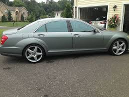 mercedes s550 for sale used sell used matte grey mercedes s550 s63 in swedesboro jersey