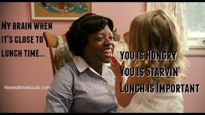 The Help Meme - lunch meme the help for lunch when you are starving news breakouts