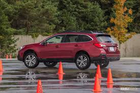 green subaru outback 2018 first drive 2018 subaru legacy and outback