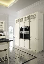 cabinets kitchen unit combines ample storage with modern