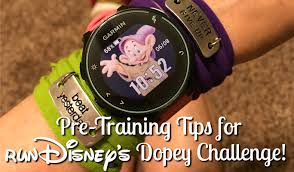 Challenge Tips Pre Tips For Rundisney S Goofy And Dopey Challenge