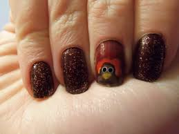 nails design for thanksgiving beautify themselves with sweet nails