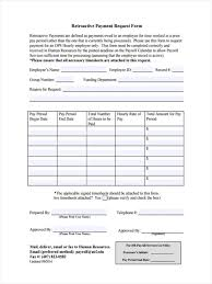 Mm Hr Payroll 50 Sample Employee Request Forms