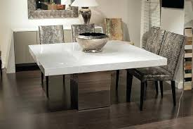white square kitchen table stone top dining room table international amazing white square