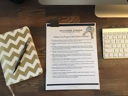 selling your home real estate checklist southern athena