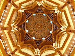 Sayad Seafood Restaurant In Abu Dhabi Emirates Palace Gold On The Ceiling Emirates Palace The Society