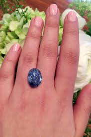 millennium star diamond rare blue diamond could sell for over 30 million at auction time