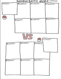 Pokemon Battle Meme - pokemon battle meme by cmara on deviantart