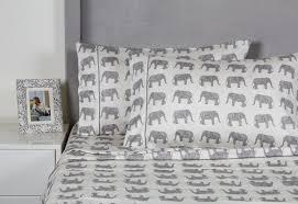 Elephant Twin Bedding Melange Home Elephant 400 Thread Count Cotton Sheet Set U0026 Reviews