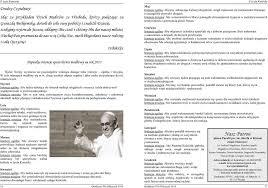 intencje papieskie na 2014 rok dla apostolstwa modlitwy w tym numerze szczególnie polecamy pdf