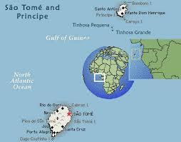 map of sao tome sao tome and principe chocolate class