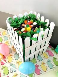 pre filled easter baskets filled easter baskets picket fence basket why settle for a boring