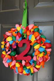 Halloween Birthday Balloons by Best 25 Balloon Door Birthday Ideas Only On Pinterest Balloon