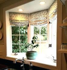 kitchen window curtains ideas window decoration ideas kitchen bay window decorating ideas window