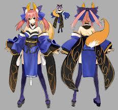 theme psp fate stay night psp fate extra tamamo no mae servant caster psp anime and