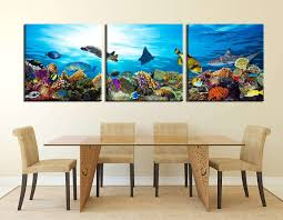 Large World Map Canvas by 3 Panel Canvas Wall Art Shenra Com