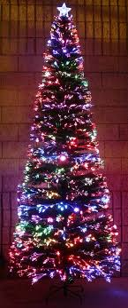 tree fiber optic princess decor