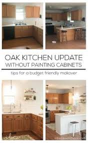 kitchen update kitchen makeover without painting remodelaholic com kitchen