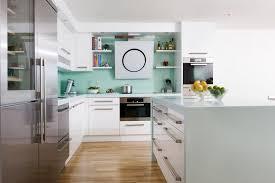 couleur cuisine blanche idee deco pour une cuisine blanche idée de modèle de cuisine